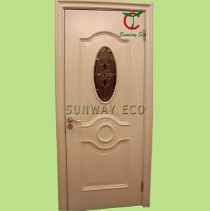 High Quality Top Grade WPC Glass Door (TCGD-10)