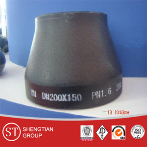 Reducer Carbon Steel Pipe Fitting Sch10-Sch160 pictures & photos