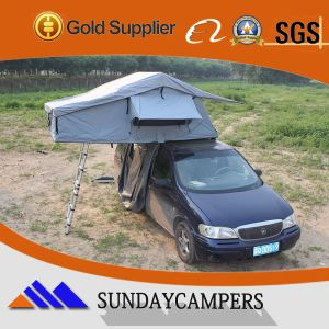 Camping Roof Top Tent (Camping Accessories; LED light available) pictures & photos