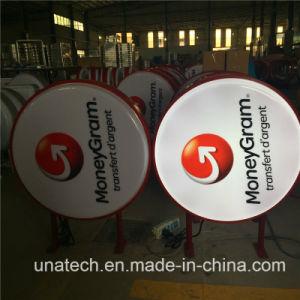 Advertising Sign Revolving Vacuum Plastic LED Light Box pictures & photos