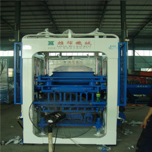 Concrete Hydraulic Brick Making Machine (XH06-15)
