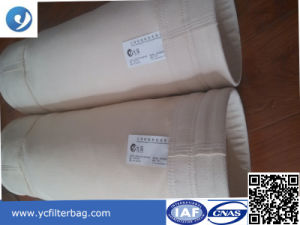 Bag Filter Medium Efficiency Nomex Dust Filter Bag pictures & photos