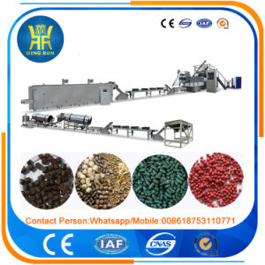 1.5mm Diameter Muntifunctional Catfish Floating Fish Feed Pellet Machine pictures & photos