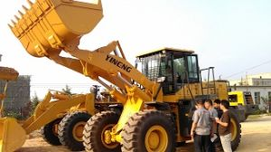 Yn958 Wheel Loader Zl50 Shangchai Cat Engine pictures & photos