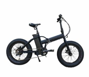 "Fat Tire 20"" Electric Bike Folding off Road Ebike  Bicycle"