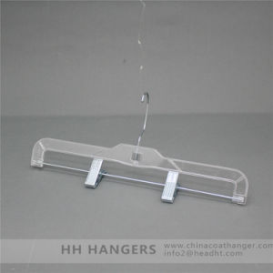 Regular Plastic Clips Hanger with Swivel Hook Plastic Hanger Hooks for Line Clothes Hangers for Jeans pictures & photos