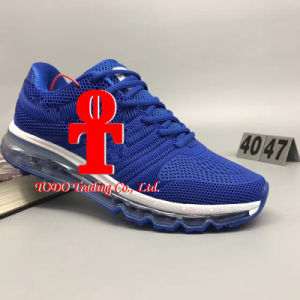 2017 Max Kpu Running Shoes for Men Sports Shoes High Quality Sneaker, Size Us 7-13, Free Shipping pictures & photos