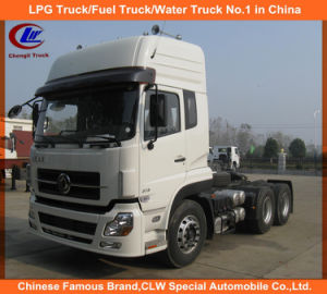 Heavy Duty 6X4 375HP Dongfeng Tractor Truck Head pictures & photos