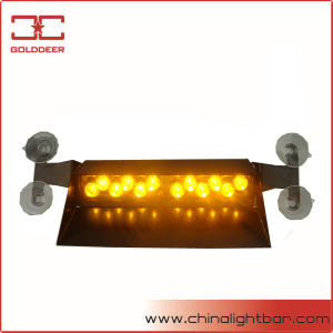 LED Car Windshield Visor Warning Light (SL661-V amber) pictures & photos