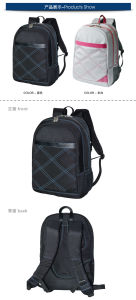 Backpack Laptop Computer Notebook Fuction Business 15.6′′ Laptop Backpack pictures & photos