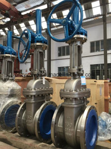 "API600 Cast Steel Stainless Steel Dn50 Class150 Gate Valve (Z41W-150LB-2"") pictures & photos"