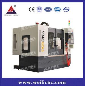 High Precision CNC Milling Center Vmc650 pictures & photos