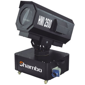 Outdoor Sky Beam/2500W Multi Color Sky Rose Light pictures & photos
