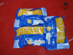 Maxtop Butyl Motorcycle Inner Tubes pictures & photos