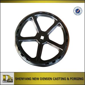 Steel Od300 Stamping Handwheel for Valve pictures & photos