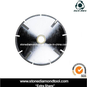 High Quality Stone Diamond Electroplated Saw Cutting Blade Tool pictures & photos