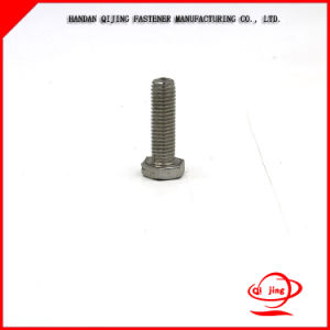 Hebei Supplier Stainless Steel Hex Bolts pictures & photos