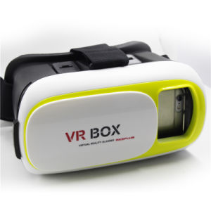 Hot Sale Virtual Reality Vr Case Google Cardboard for Smartphone pictures & photos