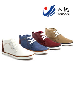 Canvas Shoes Woman Shoes Tomos Shoes (BFM0402) pictures & photos