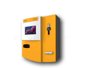 7′′ Resistive Touch Screen Self-Service Coin/Cash Payment Kiosk pictures & photos