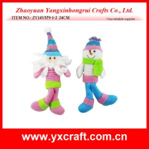 Christmas Decoration (ZY14Y602-1-2) Christmas Plush pictures & photos
