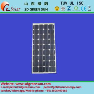 18V 145W-155W Mono Solar Panel with Positive Tolerance (2017) pictures & photos