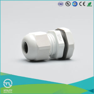 Utl PA66 Nylon Cable Gland with Washer Gasket Pg11 pictures & photos