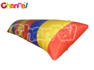 Colorful Customized Inflatable Water Blob Vwg-53 pictures & photos