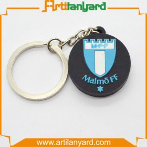 Customized Soft PVC Key Ring with Logo pictures & photos