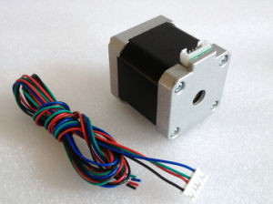 NEMA17 3D Printer Stepper Motor with 1m Leading Wires pictures & photos