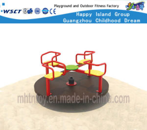 Outdoor Fitness Equipment Playground Gym Revolving Chair Hf-21301 pictures & photos