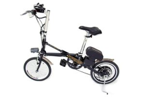 400W Feb350f Portable / Foldable / Folding Ebike with Smart Pie 5 Motor, Sine Wave Controller pictures & photos