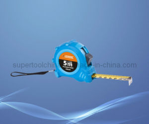 Rubber Contracted Steel Tape Measure (297895) pictures & photos