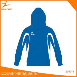 Healong Cotton Sublimation Women Hoodies Sportswear (S2101005) pictures & photos