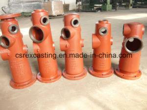 Cast Ductile Iron Pillar Hydrants pictures & photos