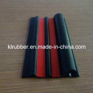 Anti-Collision Rubber Seal Strip with Composite Colors for Ship pictures & photos