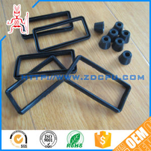 Custom Molded Cheap Rubber Flange Washer pictures & photos