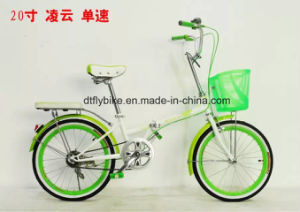 20inch Single Speed Folding Bike, Foldable Bicycle, pictures & photos