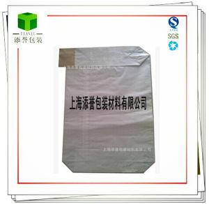 Kraft Paper Sand Bag/Carbon Black Packing Bag pictures & photos