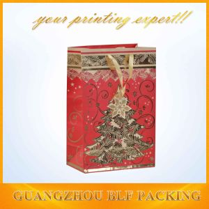 Christmas Tree Gift Paper Bags pictures & photos