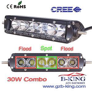 Mini Slim 30W CREE 7.9′′ LED Light Bar pictures & photos