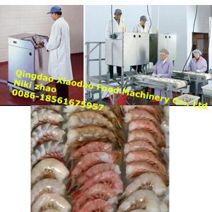 Shrimp Peeling Machine/Shrimp Skin Remove Machine pictures & photos