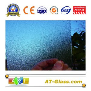 3-8mm Patterned Glass Building Glass Windows Bathroom pictures & photos