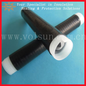 8423-6 Series Black Color EPDM Cold Shrinkable Tube pictures & photos