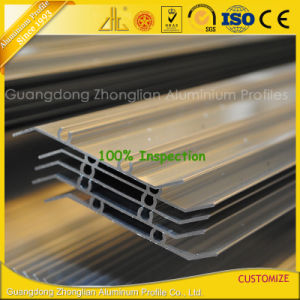 Anodized Powder Coated Aluminum Aluminium Shutter Profile for Outdoor Windows pictures & photos
