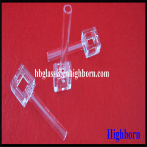 Fire Polish Customize Quartz Glass Slide pictures & photos