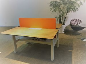 Super Cost Effective Sitting & Standing Height Adjustable Lift Table (PS-LD-DD-12) pictures & photos
