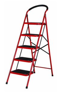 Household Steel Step Ladders pictures & photos