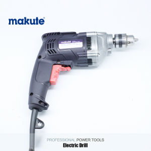 Makute 550W 10mm Electric Hand Drill with Keyless Chuck (ED002) pictures & photos