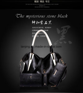 2017 The Newest Wholesale Crocodile Women Tote Bag Fashion Handbag pictures & photos